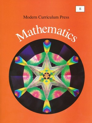 Modern Curriculum Press Math Student Book, Level E, Grade 5   -