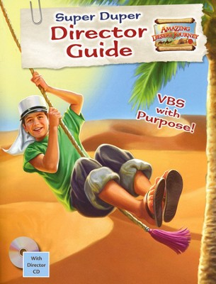 Amazing Desert Journey Director Guide with CD  -