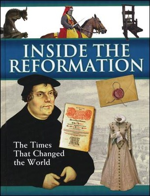 Inside the Reformation  -     By: Mark Sengele
