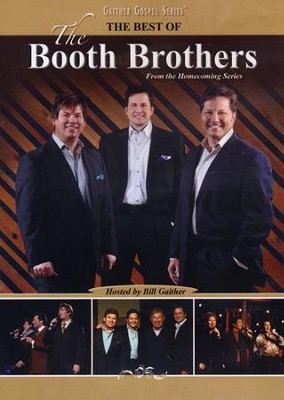The Best of the Booth Brothers, DVD   -     By: The Booth Brothers