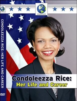 Condoleezza Rice: Her Life and Career DVD   -