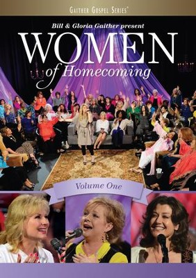 Women of Homecoming: Volume 1, DVD   -     By: Bill Gaither, Gloria Gaither, Homecoming Friends