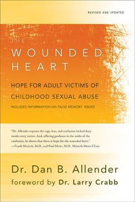 The Wounded Heart: Hope for Adult Victims of Childhood Sexual Abuse - eBook  -     By: Dan B. Allender Ph.D.