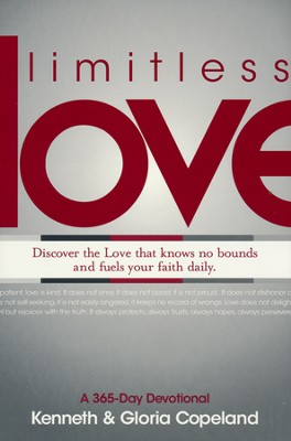 Limitless Love: A 365-Day Devotional  -     By: Kenneth Copeland