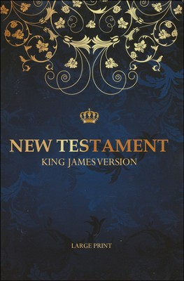 KJV, New Testament, Largeprint   -