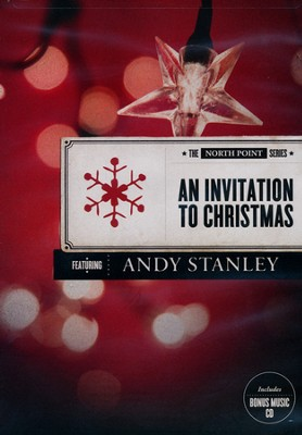 An Invitation to Christmas DVD & CD   -     By: Andy Stanley