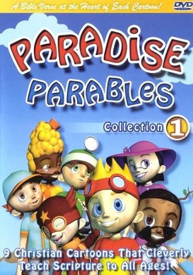Paradise Parables (Collection 1)   -