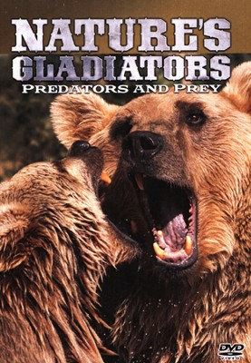 Nature's Gladiators: Predators and Prey DVD   -