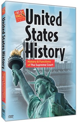 U.S. History : History and Functions of The Supreme Court DVD  -