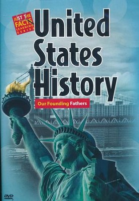 U.S. History : Our Founding Fathers DVD  -