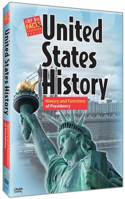 U.S. History : History and Functions of the Presidency - DVD   -