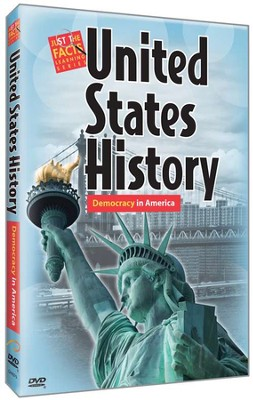 U.S. History : Democracy in America DVD  -