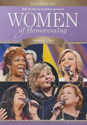 Women of Homecoming: Volume 2, DVD   -     By: Bill Gaither, Gloria Gaither, Homecoming Friends