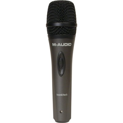 Sound Check-Dynamic Vocal Microphone   -