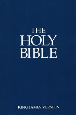 KJV Holy Bible, Economy Case of 24   -