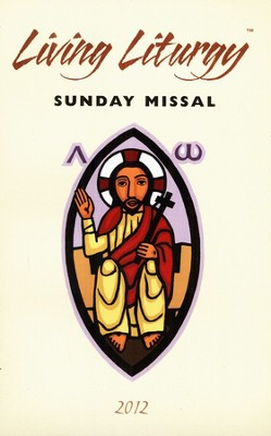 Living Liturgy Sunday Missal 2012  -