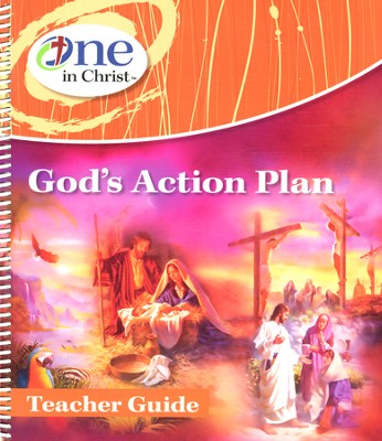 God's Action Plan Teacher Guide, ESV Edition  -