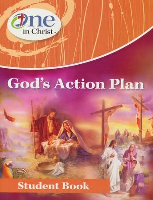 God's Action Plan Student Book, ESV Edition  -