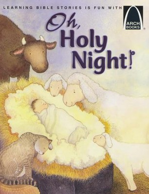 O Holy Night!  -     By: Joan Peterson Tietz
