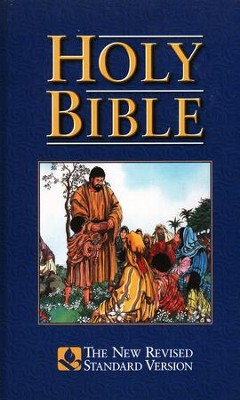 NRSV Children's Bible - Slightly Imperfect   -