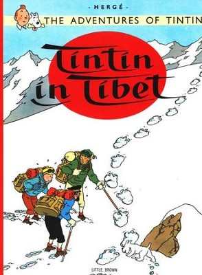 The Adventures of Tintin: Tintin in Tibet   -     By: Herge
