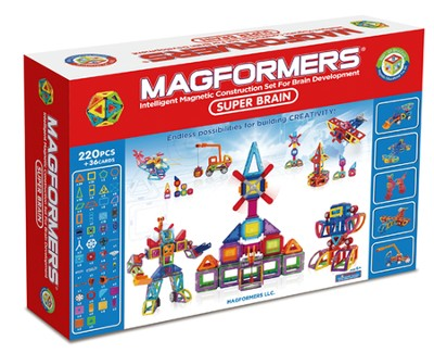 Magformers Super Brain Set   -
