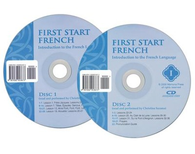 First Start French: Level One Pronunciation CD   -     By: Danielle Schultz