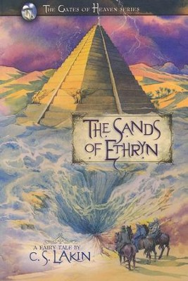 The Sands of Ethryn - eBook  -     By: C.S. Lakin