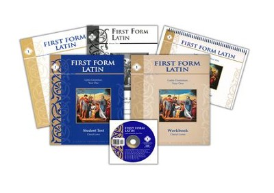 First Form Latin: Kit with Pronunciation CD  -     By: Cheryl Lowe
