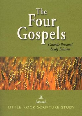 Four Gospels, Catholic Personal Study Edition   -