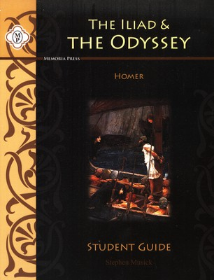 The Iliad and the Odyssey, Student Workbook   -
