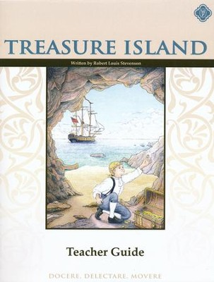 Treasure Island, Literature Guide 8th Grade, Teacher's Edition   -