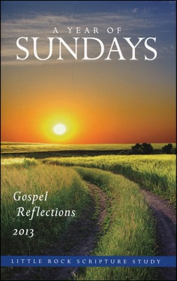 A Year of Sundays : Gospel Reflections 2013  -     By: Cackie Upchurch, Clifford M. Yeary