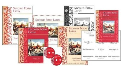 Second Form Latin, Complete Set   -     By: Cheryl Lowe