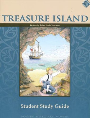 Treasure Island, Literature Guide, 8th Grade, Student Edition   -