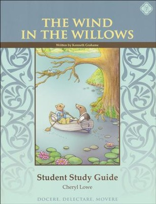 The Wind in the Willows Literature Guide, 8th Grade, Student Edition   -