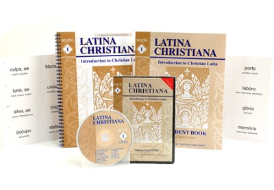 Latina Christiana I Texts, DVDs & Flashcards Set   -     By: Cheryl Lowe