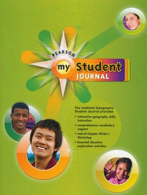 myWorld Geography Student Workbook   -