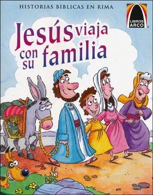 Jesús Viaja con su Familia  (Jesus and the Family Trip)  -     By: Cecila Fernandez, Sarah Fletcher
