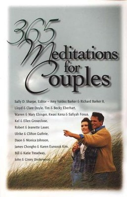 365 Meditations for Couples   -