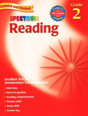 Spectrum Reading, 2007 Edition, Grade 2   -
