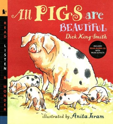 All Pigs are Beautiful With Audio CD  -     By: Dick King-Smith