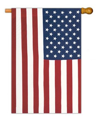 American Fiber Optic Flag, Large  -