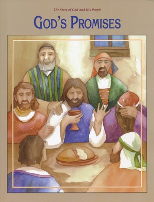 Story of God and His People: God's Promises (Grade 2) Student Activity Book  -     By: Rachelle Wiersma