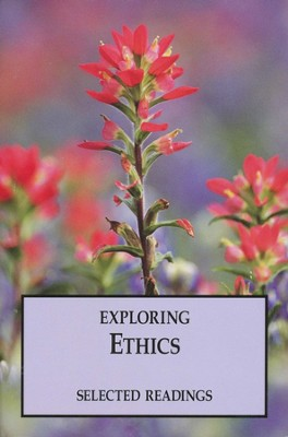 Exploring Ethics Student Book  -     By: Laura Reinders