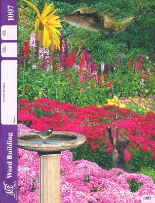 Word Building PACE 1007, Grade 1 (4th Edition)  -