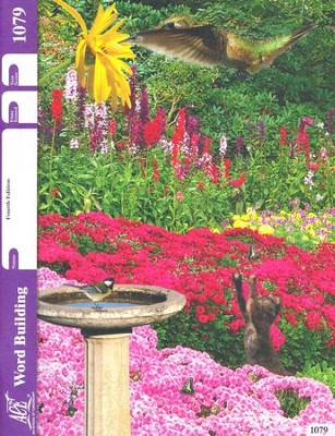 Word Building PACE 1079, Grade 7 (4th Edition)  -