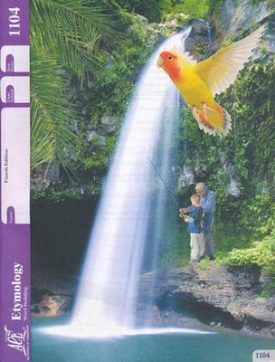 Grade 9 Etymology PACE 1104 (4th Edition)  -