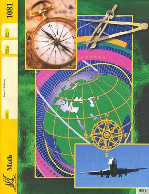 Grade 7 Math PACE 1081, 4th Edition  -