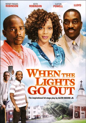 When the Lights Go Out, DVD   -